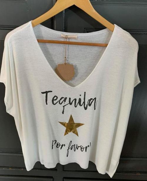 t-shirt tequila por favor