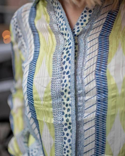 chemise yuzu