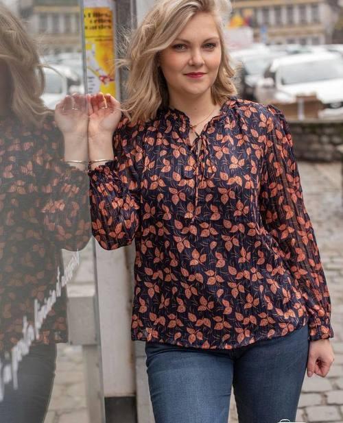 blouse septembre