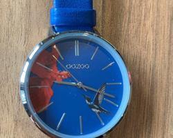 oozoo bleu roi colibri