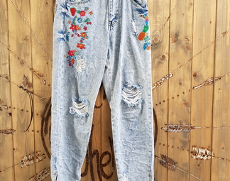 Jeans ananas