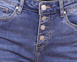 jeans toxik3 boutons
