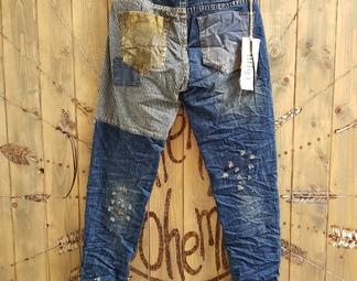 Wija Jeans patch