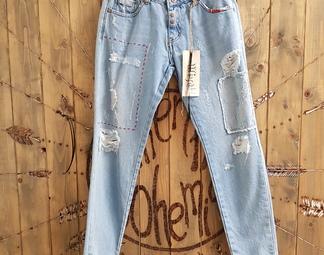 Wija jeans clair